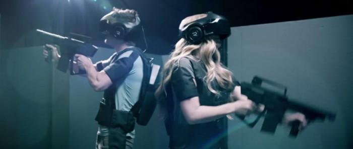 The Void: парк развлечений в виртуальной реальности - 4