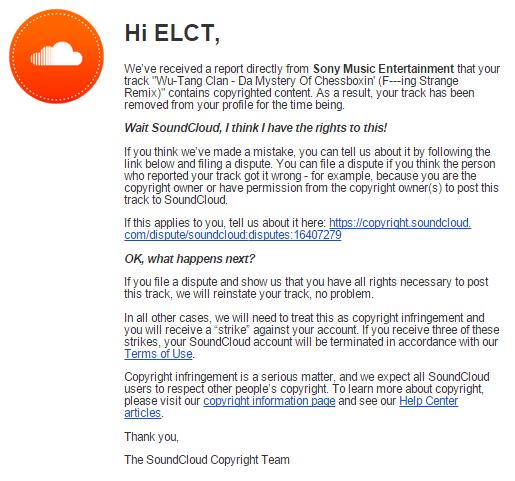 Музыкальная платформа SoundCloud подверглась атаке правообладателей - 2