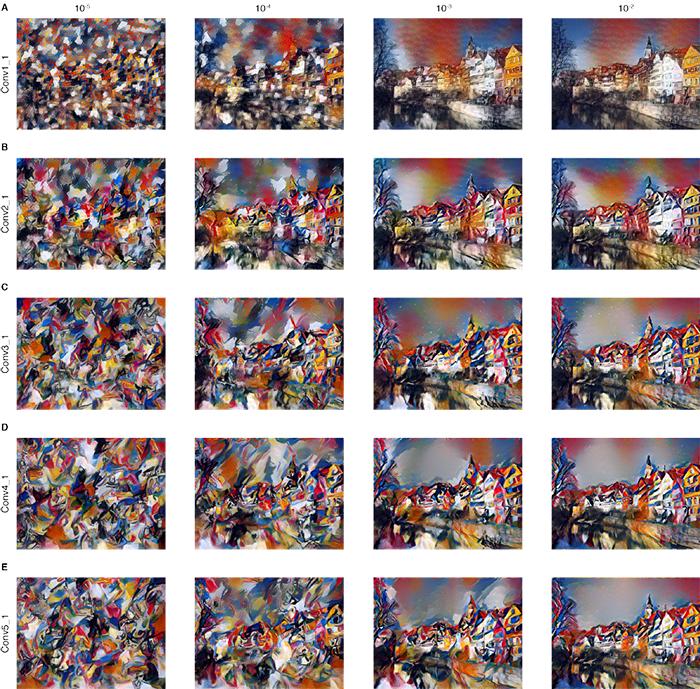 Нейросеть создаёт картины в стиле Ван Гога и Пикассо - 4