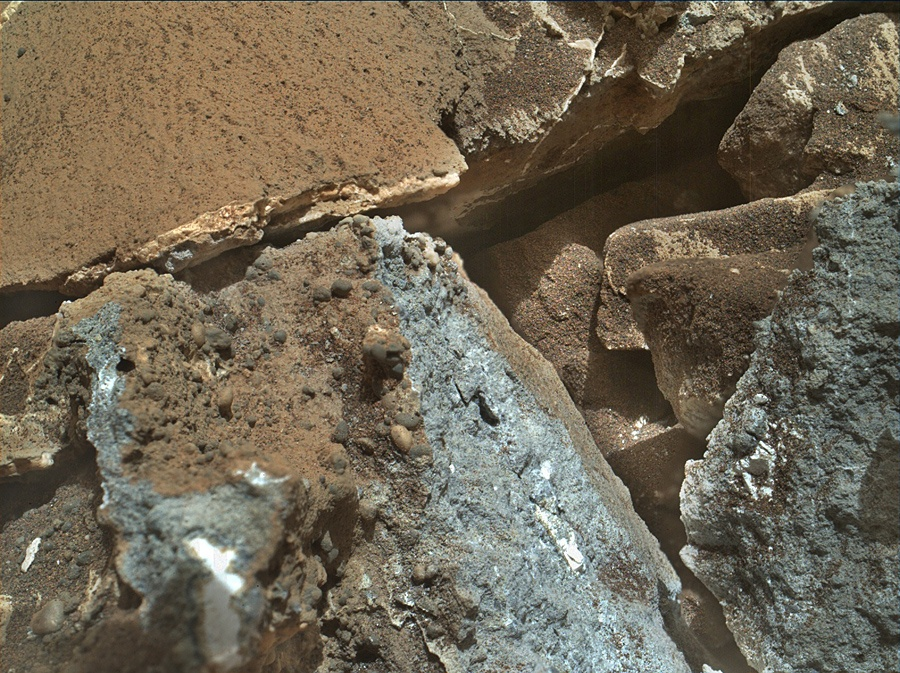 Curiosity — первые шаги по склону - 8