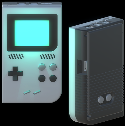 GameKid — клон Game Boy из Raspberry Pi - 1