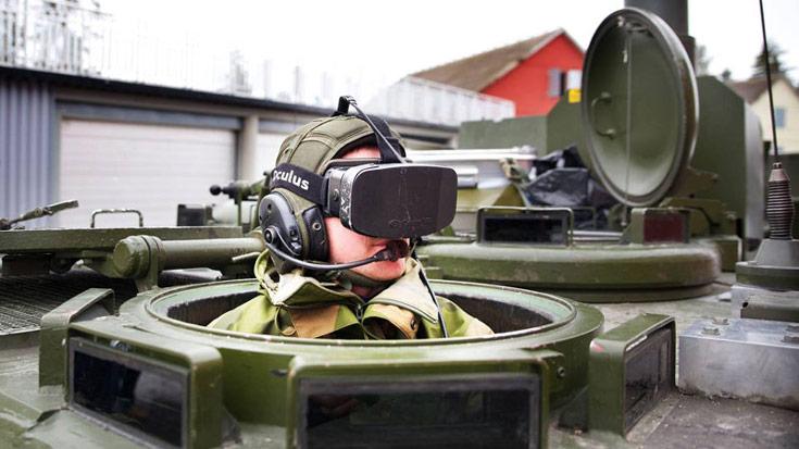 Австралийское министерство обороны закупает гарнитуры Oculus Rift VR