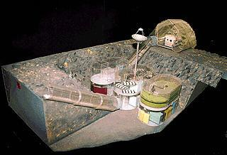 Проекты лунных баз: история - 12