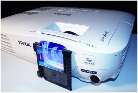 Форсируем цвета проектора с «Epson Cinema Filter» - 9