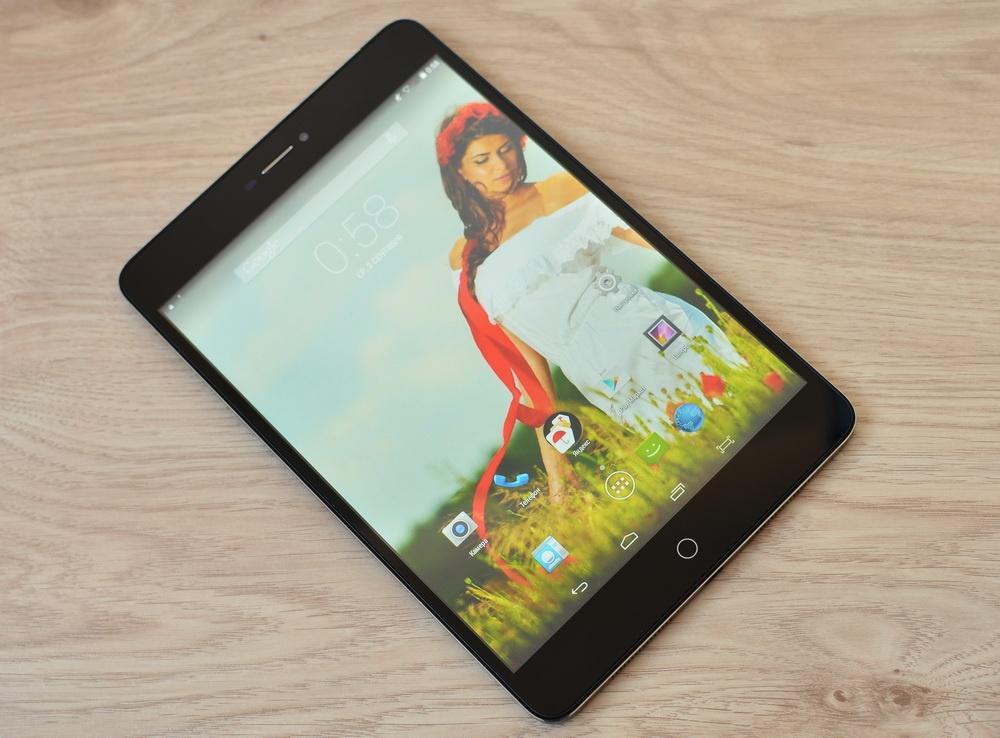 Терминатор по имени Аннушка: обзор металлического планшета bb-mobile Techno 7.85 3G M785AN - 1
