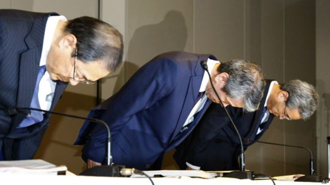 Toshiba приписала себе почти $2 млрд лишней прибыли - 1