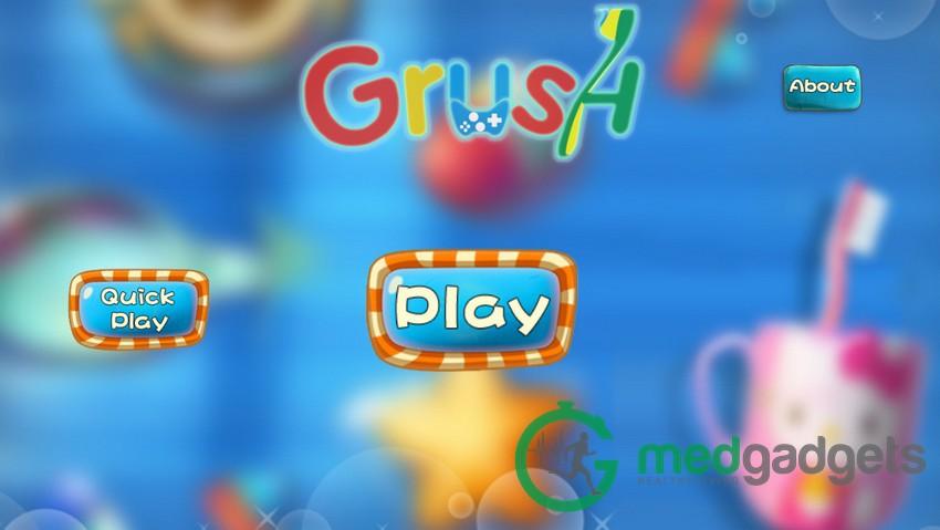 Зубная щетка для детей Grush: превращаем рутину в игру - 11