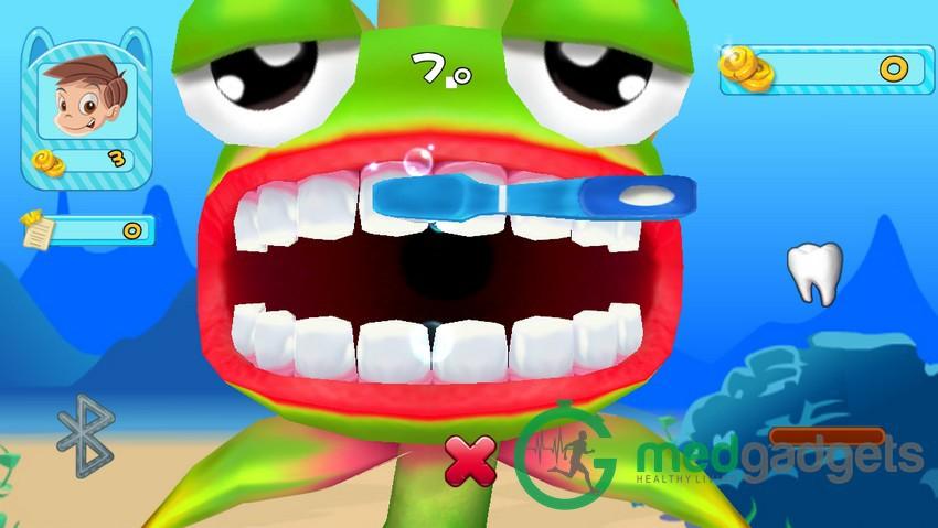 Зубная щетка для детей Grush: превращаем рутину в игру - 12