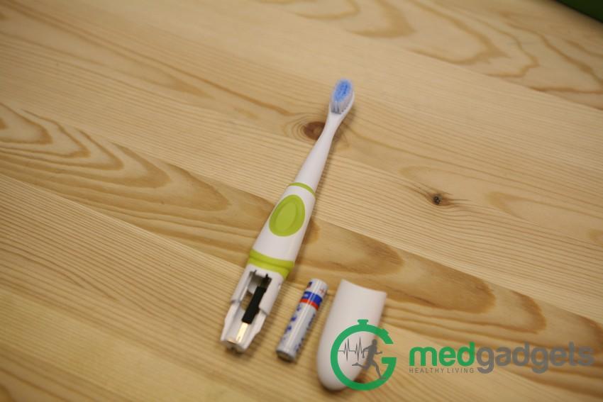 Зубная щетка для детей Grush: превращаем рутину в игру - 8