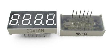 Самодельные электронные часы, элементная база — часть 2 - 1