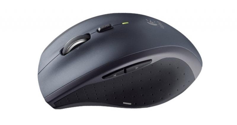 Королева офисных мышей: обзор Logitech Marathon M705 - 1