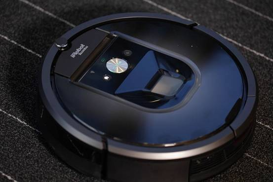 Новый Roomba строит карту помещений в процессе уборки (метод SLAM) - 1