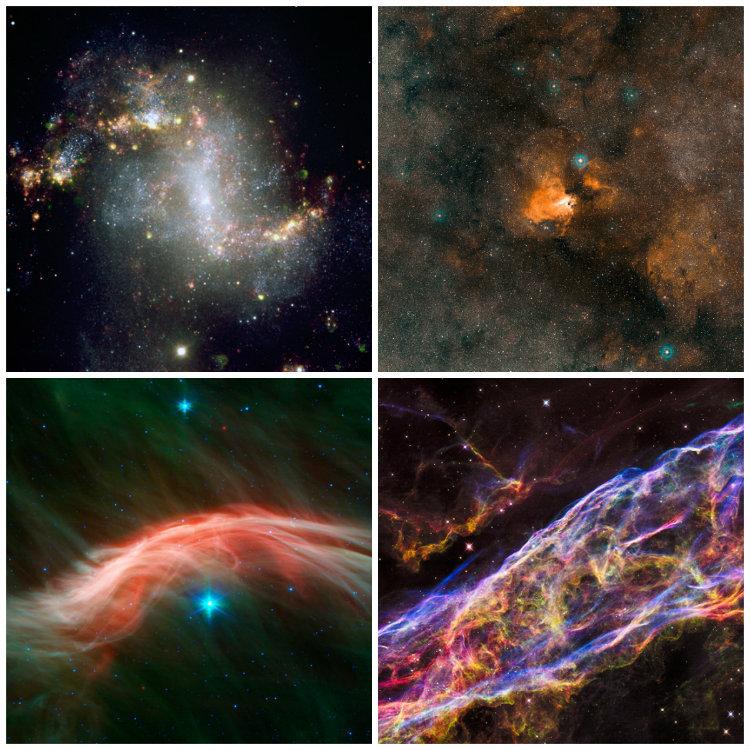 редактор фото космос жизнь