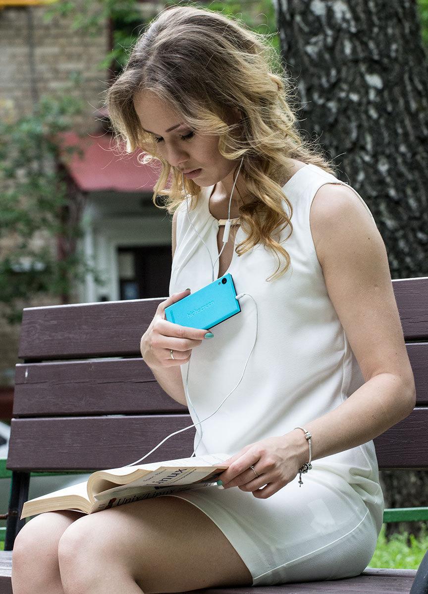 Highscreen Pure F: доступный и чистый Android Lollipop - 1