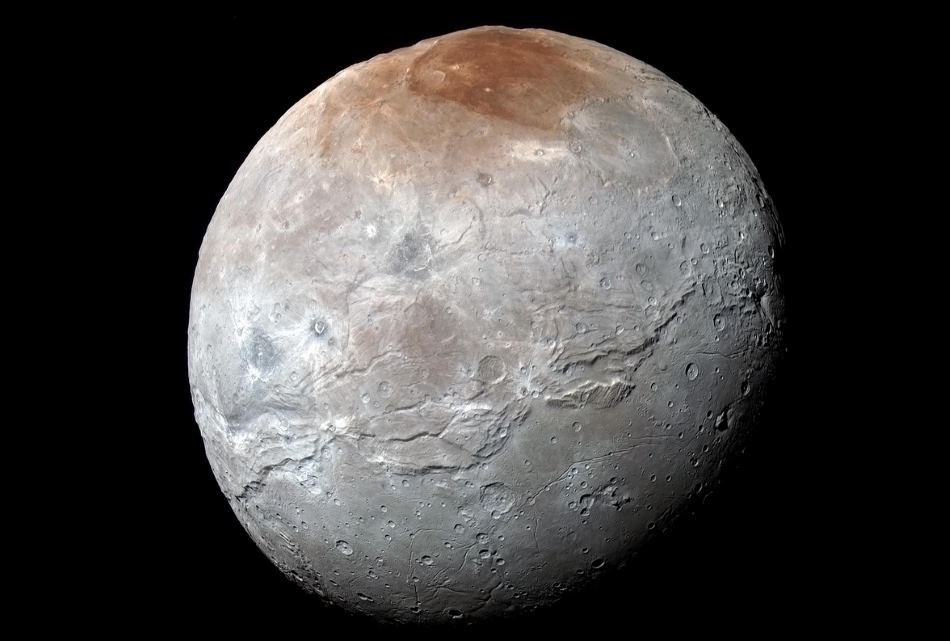 Это просто космос, детка: New Horizons прислал hi-res фотографии Харона - 1