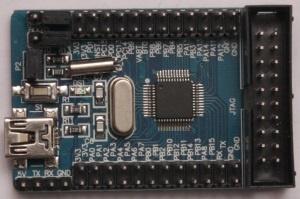 STM32F103C8T6 — первые шаги. Начинаем делать осциллограф - 1