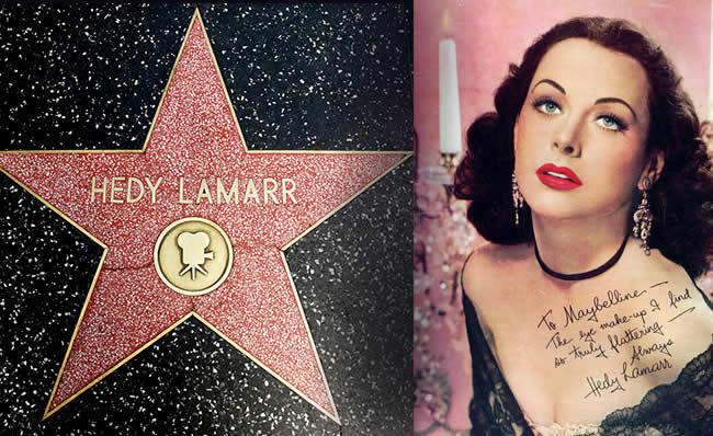 Хеди Ламарр — голливудская звезда 40-х годов, которая «изобрела» Wi-fi и GPS - 4