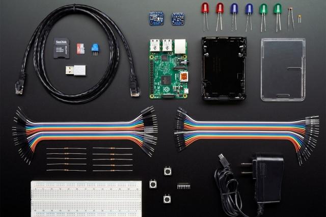 Windows 10 IoT на Raspberry Pi 2 - 1