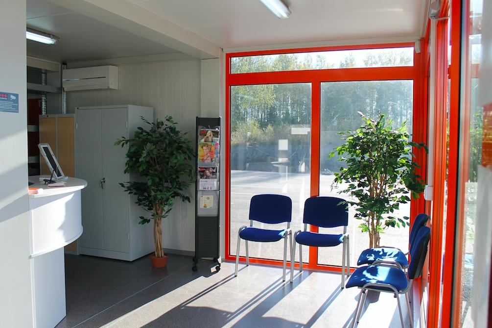 Офис компании pochta.fi - 3