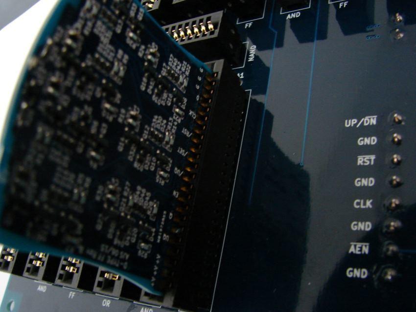 T1 — дискретный 8-битный DIY компьютер - 1