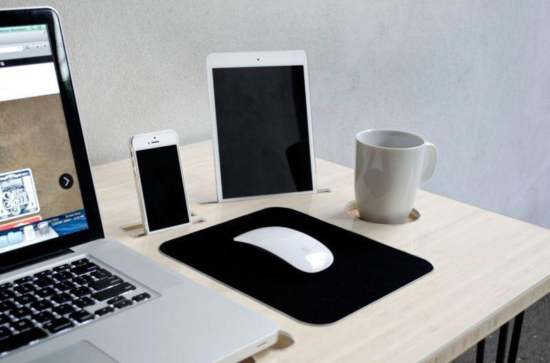 ISkelter — линейка премиальной мебели и аксессуаров для Apple - 1