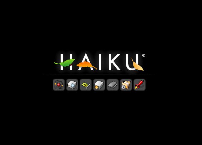Установка Haiku и начальная настройка системы - 1