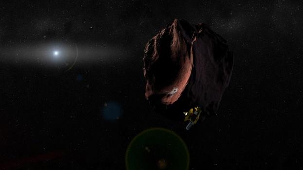 New Horizons начал манёвры к своей следующей цели - 1