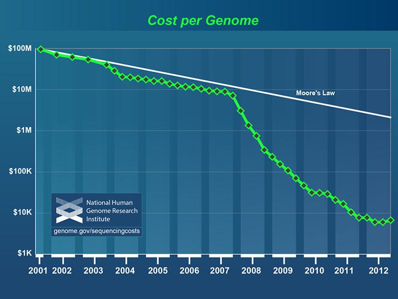 Как секвенируют ДНК - 1