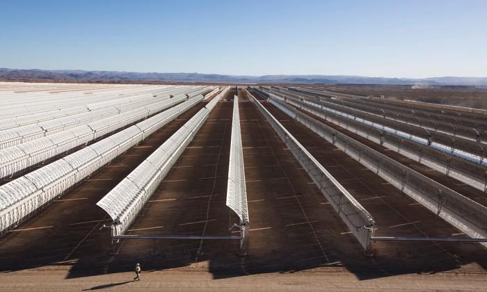 Марокко строит крупнейшую в мире станцию с концентрацией солнечной энергии, планирует начать экспорт электроэнергии в Европу - 1