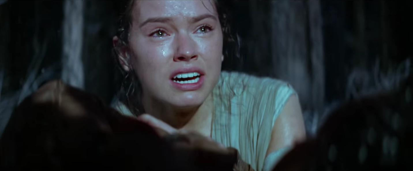Разбор трейлера «Star Wars: Episode VII». Почему плачет Рей? (осторожно, потенциальный спойлер) - 1