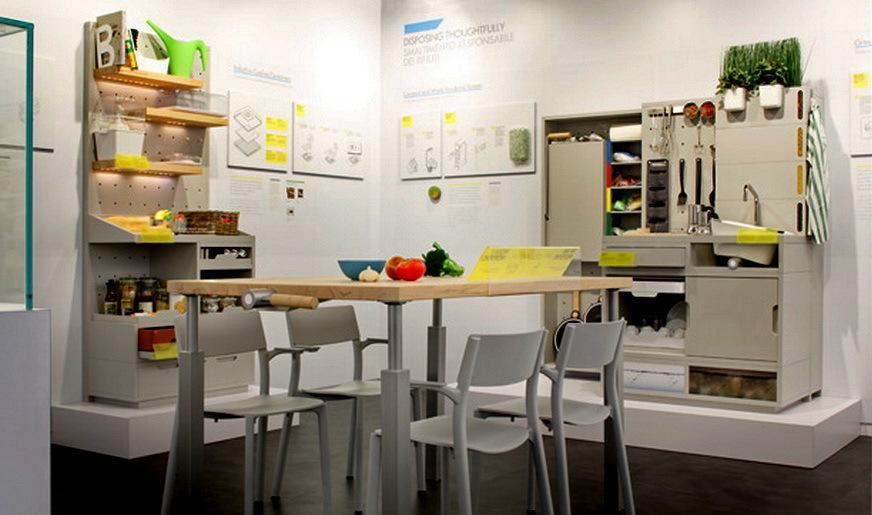 Интерактивный кухонный столик All-in-one — гость из будущего - 1
