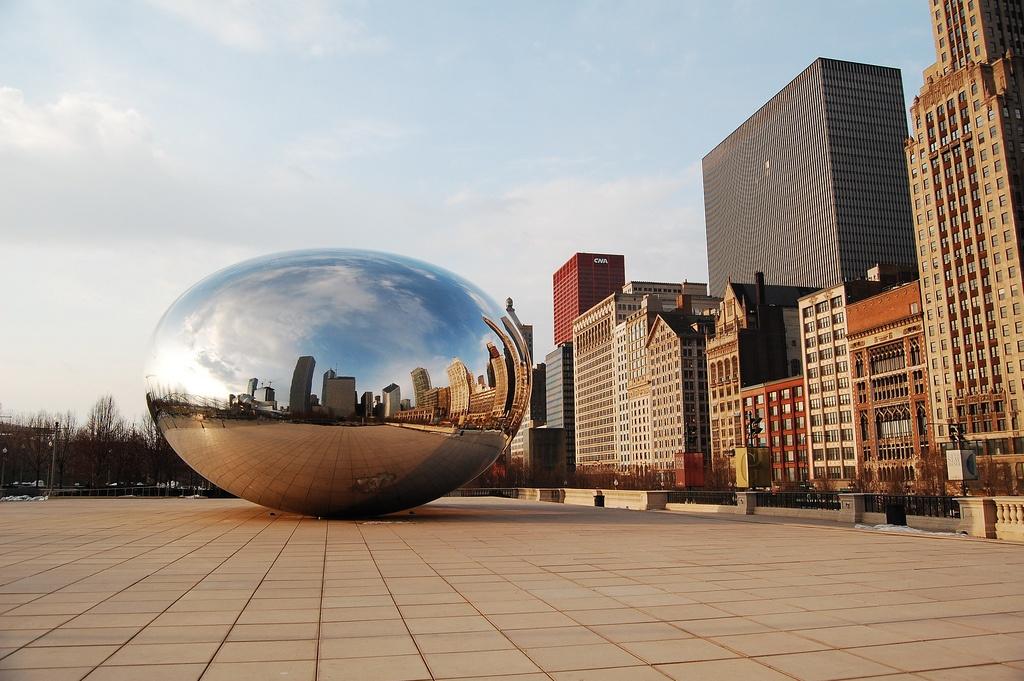 Добро пожаловать в Чикаго: где даже облако облагается налогом - 1