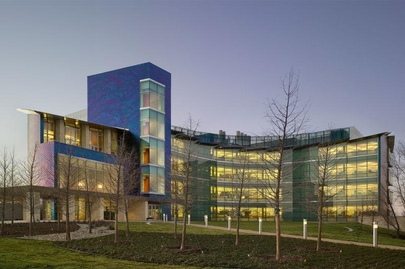 Самые красивые научные лаборатории мира: внутри и снаружи - 10