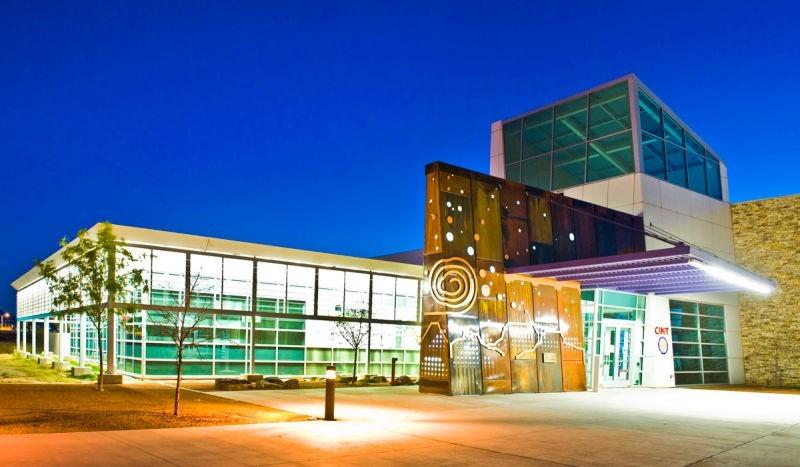 Самые красивые научные лаборатории мира: внутри и снаружи - 5