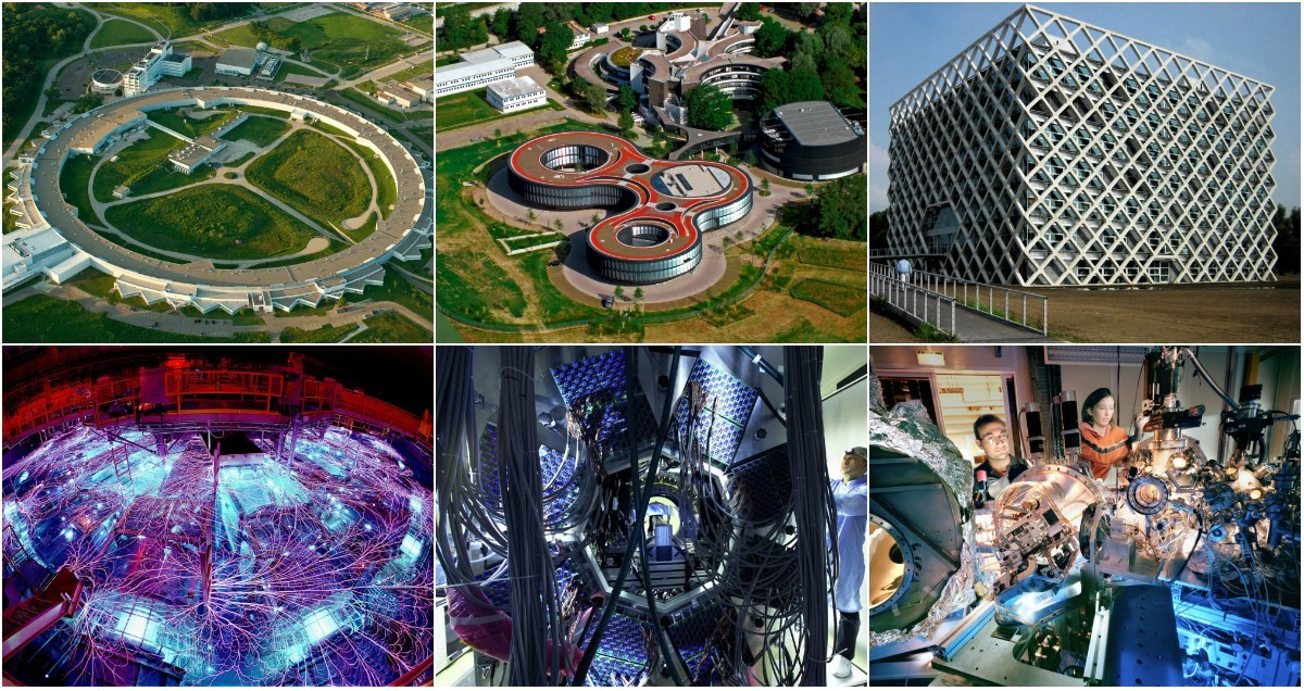Самые красивые научные лаборатории мира: внутри и снаружи - 1