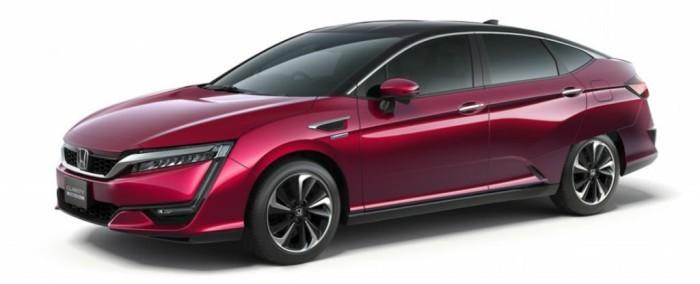 Водородный автомобиль Honda может снабжать электричеством целый дом в течение 7 дней - 1