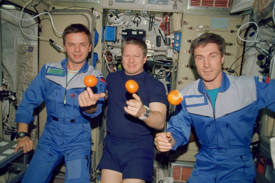 15 лет работе Международной космической станции - 4