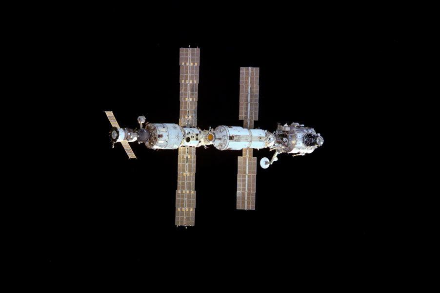 15 лет работе Международной космической станции - 1