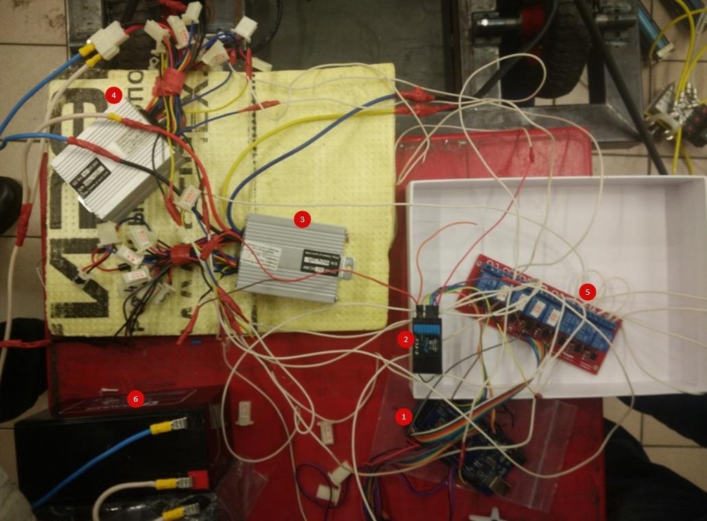 DIY: делаем боевого робота в домашних условиях. Часть 2 «Epic Fail» - 2