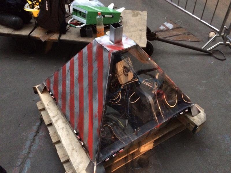 DIY: делаем боевого робота в домашних условиях. Часть 2 «Epic Fail» - 7