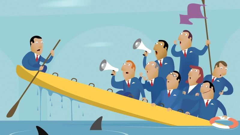 10 самых распространенных ошибок стартапов - 1