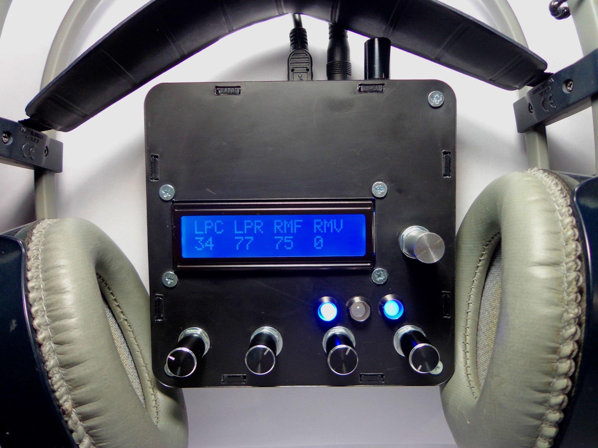 The Beatsqueezer. MIDI audio sampler prototype - 1