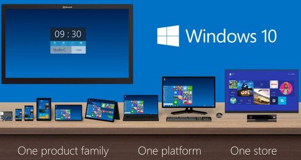 Windows 10 установлена на 120 млн устройств
