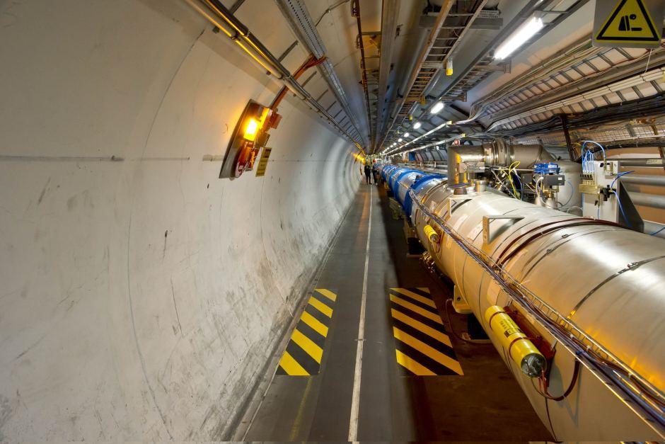 Китай построит супер-коллайдер, вдвое превышающий размеры БАК - 1