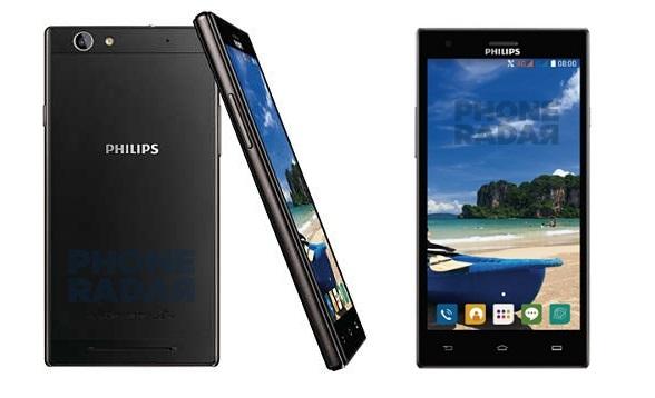 Philips представила смартфоны Sapphire S616 и Sapphire Life V787