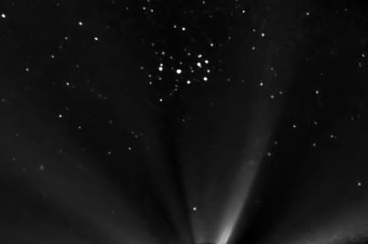 Как увидеть звезды и планеты рядом с Солнцем - 1