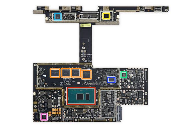 Ноутбук Microsoft Surface Book заработал у iFixit всего один балл
