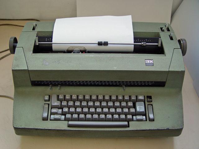 Как разведчики СССР следили за дипломатами США при помощи кейлоггеров для электрических пишущих машинок - 1
