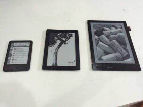 Новая электронная книга Onyx получит огромный дисплей