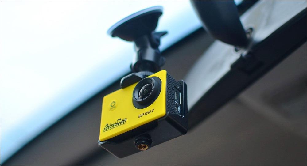 «Русский GoPro» за 8 тысяч рублей: обзор гибрида регистратора для авто-мото-велотехники и экшн-камеры AdvoCam-FD Sport - 1